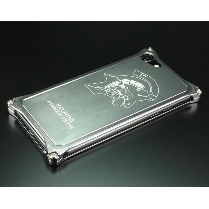 ギルドデザイン Kojima Productions Logo Ver. ソリッドバンパー/背面パネル iPhone 7