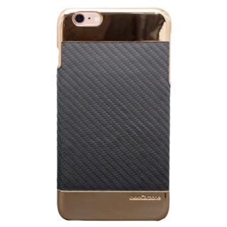 Deff monCarbone Curve ローズゴールド iPhone 6s Plus/6 Plus