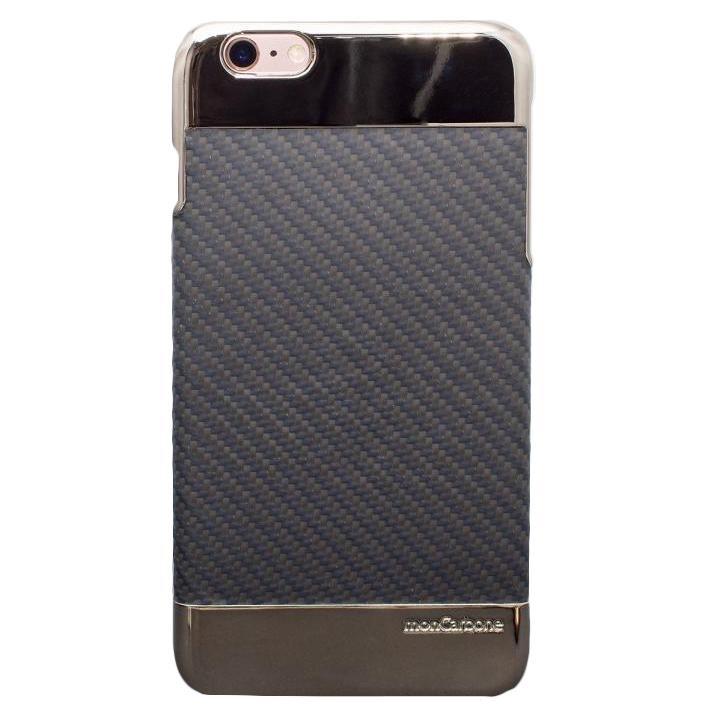 【iPhone6s Plus/6 Plusケース】Deff monCarbone Curve ブラック iPhone 6s Plus/6 Plus_0