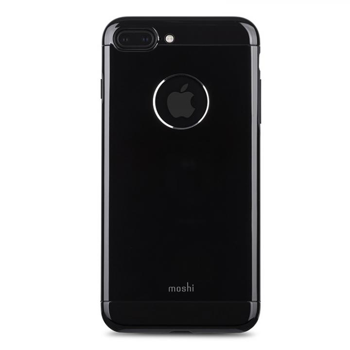【iPhone8 Plus/7 Plusケース】moshi Armour ハードケース ジェットブラック iPhone 8 Plus/7 Plus_0