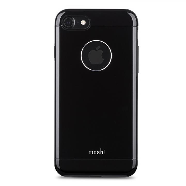 moshi Armour ハードケース ジェットブラック iPhone 7