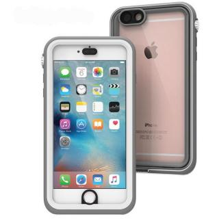 【iPhone6s Plus/6 Plusケース】Catalyst(カタリスト) 完全防水ケース CT-WPIP155  ホワイト iPhone 6s Plus/6 Plus