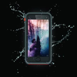 【iPhone6s/6ケース】Catalyst(カタリスト) 完全防水ケース CT-WPIP154  ブラック iPhone 6s/6_1