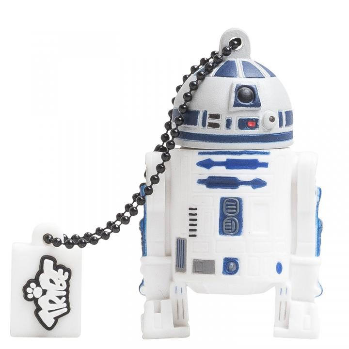 スター・ウォーズ USBフィギュアキーホルダー R2D2 8GB