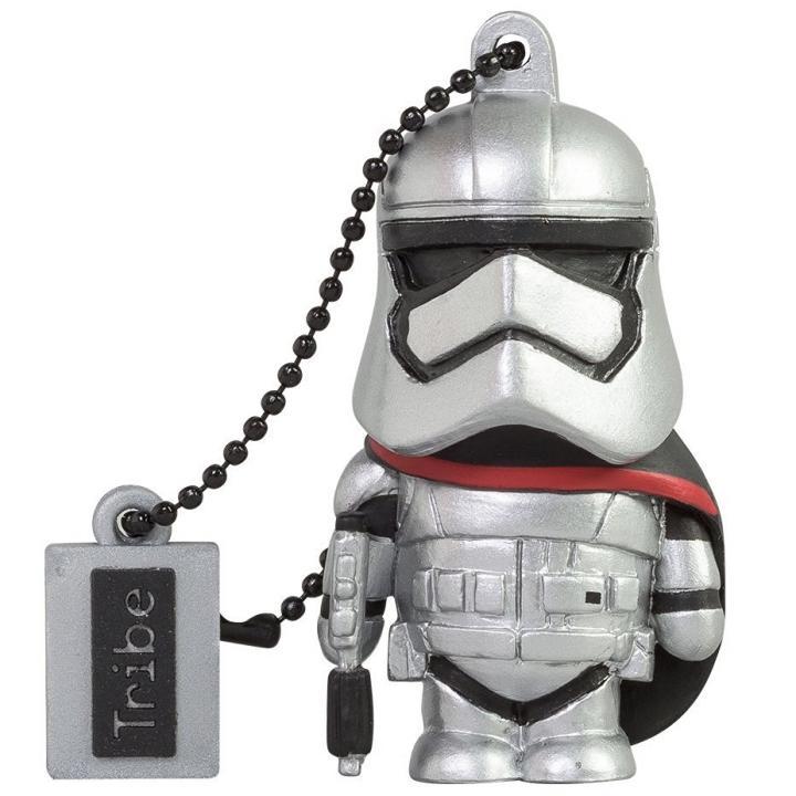 スター・ウォーズ USBフィギュアキーホルダー キャプテン・ファズマ TFA版 8GB_0