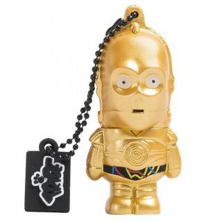 [新iPhone記念特価]スター・ウォーズ USBフィギュアキーホルダー C-3PO 8GB