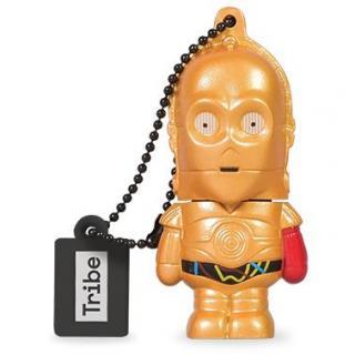 スター・ウォーズ USBフィギュアキーホルダー C-3PO Red Arm TFA版 8GB