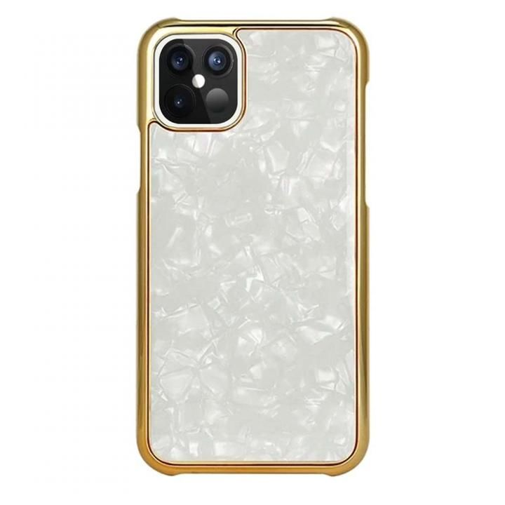 Csenese アセチ iPhoneケース ホワイト iPhone 12 Pro Max_0
