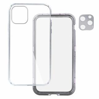 iPhone 12 / iPhone 12 Pro (6.1インチ) ケース Hash feat.360°ガード iPhoneケース シルバー iPhone 12/iPhone 12 Pro