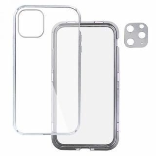 iPhone 12 Pro Max (6.7インチ) ケース Hash feat.360°ガード iPhoneケース シルバー iPhone 12 Pro Max