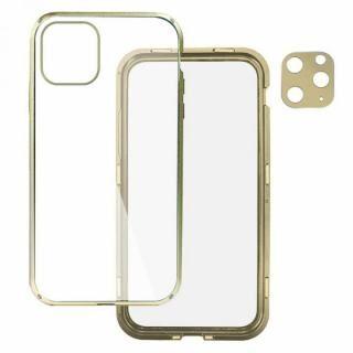 iPhone 12 Pro Max (6.7インチ) ケース Hash feat.360°ガード iPhoneケース ゴールド iPhone 12 Pro Max