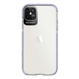 iPhone 12 / iPhone 12 Pro (6.1インチ) ケース Hash feat. UPC iPhoneケース パープル iPhone 12/iPhone 12 Pro