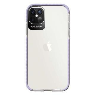 iPhone 12 Pro Max (6.7インチ) ケース Hash feat. UPC iPhoneケース パープル iPhone 12 Pro Max