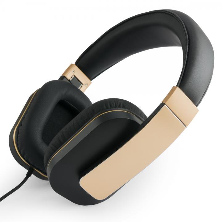 ハイレゾ対応 Lightning接続ヘッドホン IC-Headphone_0