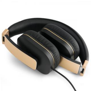 ハイレゾ対応 Lightning接続ヘッドホン IC-Headphone_1