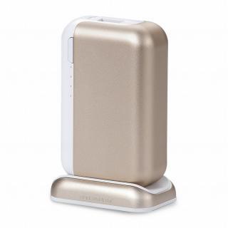 【2015年1月上旬】[6000mAh]Just Mobile TopGum ゴールド/ホワイト