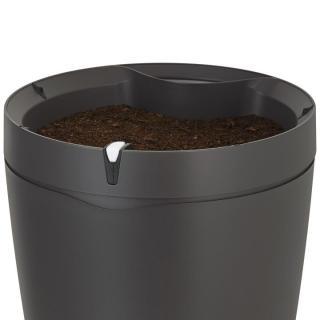 スマートポット 植木鉢 Parrot Pot ブラック_1