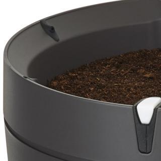 スマートポット 植木鉢 Parrot Pot ブラック_2