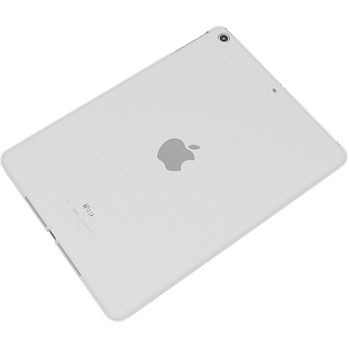 エアージャケットセット  iPad Air(ノーマルタイプ)(クリア)_0