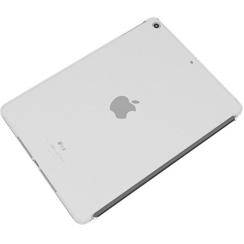 エアージャケットセット  iPad Air(スマートカバー対応タイプ)(クリア)_0