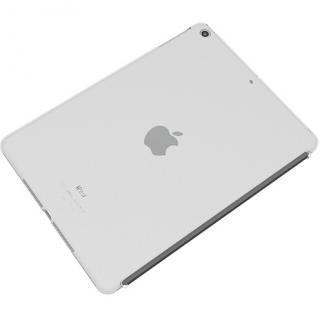 エアージャケットセット  iPad Air(スマートカバー対応タイプ)(クリア)