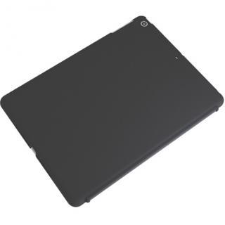 エアージャケットセット  iPad Air(スマートカバー対応タイプ)(ラバーブラック)