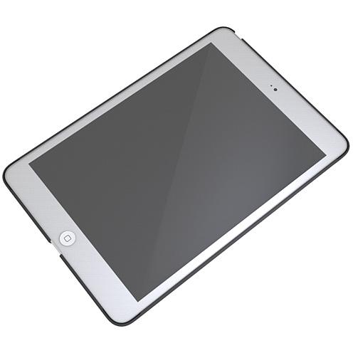 エアージャケットセット  iPad mini/2/3(ノーマルタイプ)(ラバーブラック)_0