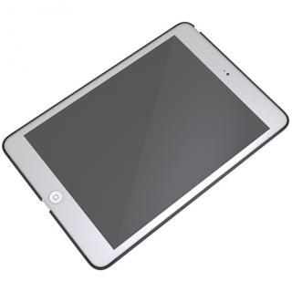エアージャケットセット  iPad mini/2/3(ノーマルタイプ)(ラバーブラック)