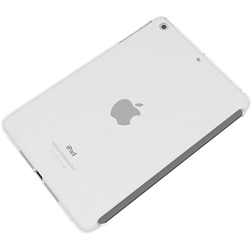 エアージャケットセット  iPad mini/2/3(スマートカバー対応タイプ)(クリア)_0