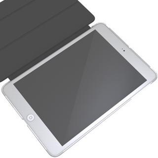 【12月下旬】エアージャケットセット for iPad mini Retina スマートカバー対応タイプ (クリア)