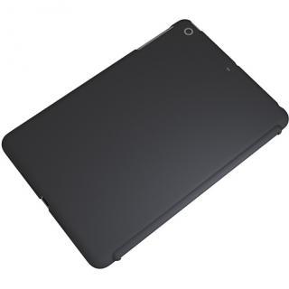 エアージャケットセット  iPad mini/2/3 (スマートカバー対応タイプ)(ラバーブラック)
