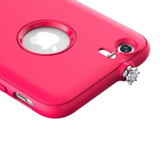 【iPhone6ケース】着信でスワロフスキーが輝く AEONAZ TWINKLE-i6 ホワイト iPhone 6_1
