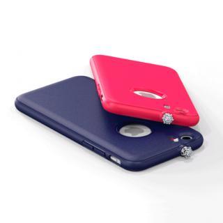 【iPhone6ケース】着信でスワロフスキーが輝く AEONAZ TWINKLE-i6 ホワイト iPhone 6_2