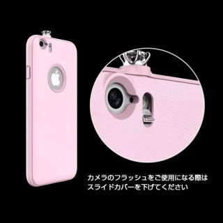【iPhone6ケース】着信でスワロフスキーが輝く AEONAZ TWINKLE-i6 ホワイト iPhone 6_5