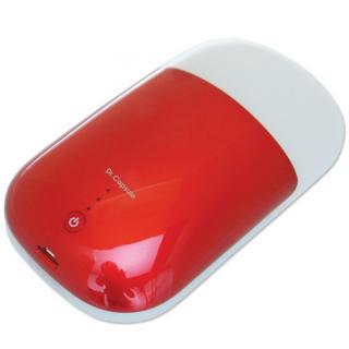 スマートフォンUV殺菌器 Dr.カプセル レッド