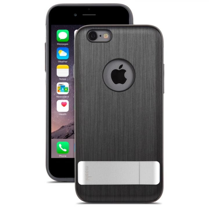 moshi Kameleon ブラック iPhone 6s/6ケース
