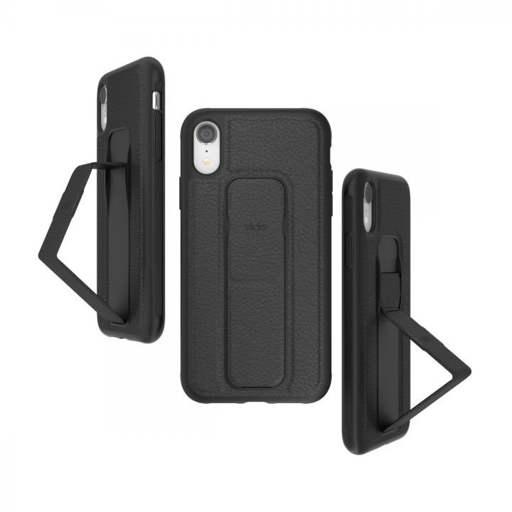 iPhone XR ケース clckr GRIPCASE FOUNDATION BLACK iPhone XR_0