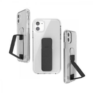 iPhone 11 ケース CLCKR CLEAR GRIPCASE FOUNDATION CLEAR/BLACK iPhone 11