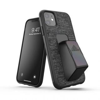 iPhone 11 ケース adidas Performance Grip case iridescent FW19 Black iPhone 11