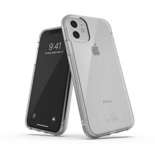 iPhone 11 ケース adidas Performance Protective Clear Case FW19 Clear small logo iPhone 11