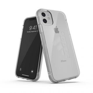 iPhone 11 ケース adidas Performance Protective Clear Case FW19 Clear big logo iPhone 11