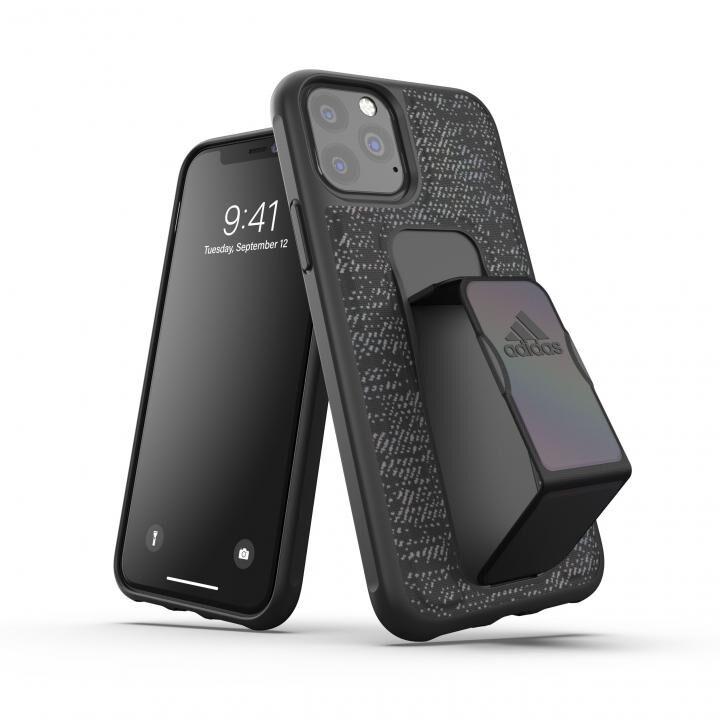 iPhone 11 Pro ケース adidas Performance Grip case iridescent FW19 Black iPhone 11 Pro_0
