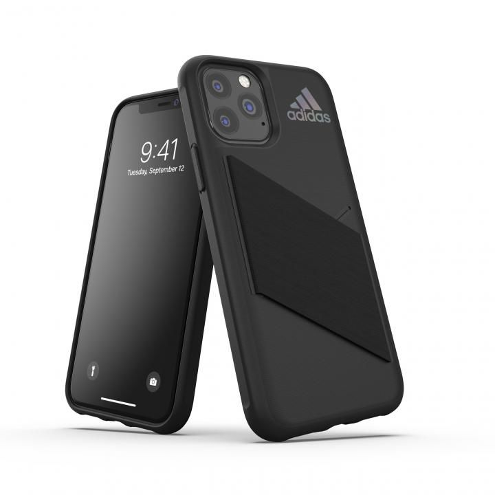 iPhone 11 Pro ケース adidas Performance Protective Pocket Case FW19 Black iPhone 11 Pro_0