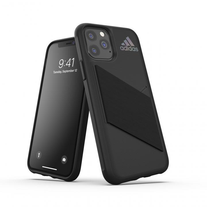 iPhone 11 Pro ケース adidas Performance Protective Pocket Case FW19 Black iPhone 11 Pro_0