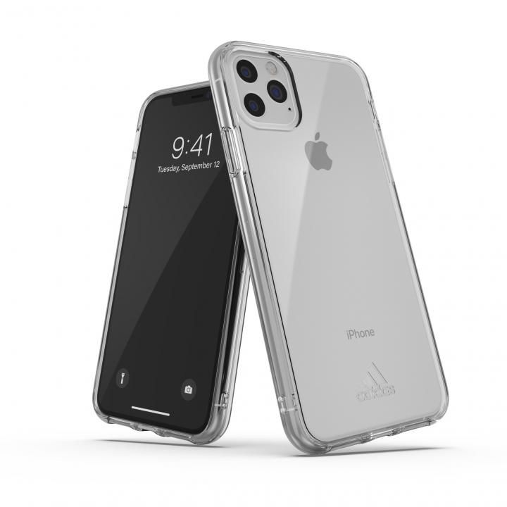 iPhone 11 Pro Max ケース adidas Performance Protective Clear Case FW19 Clear small logo iPhone 11 Pro Max_0