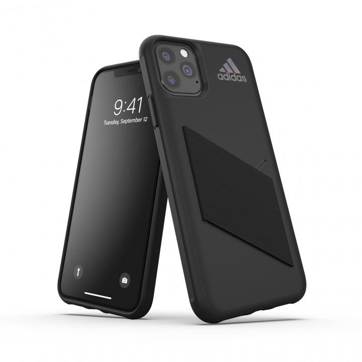 iPhone 11 Pro Max ケース adidas Performance Protective Pocket Case Black iPhone 11 Pro Max_0