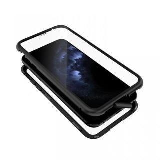 iPhone 11 Pro ケース Monolith Alluminio 2020(モノリス アルミニオ 2020) ゴリラガラス+アルミバンパー ブラック iPhone 11 Pro【2月上旬】