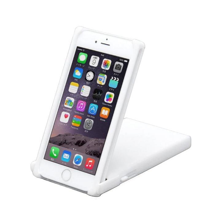 【iPhone6ケース】ヌンチャクケース Trick Cover ホワイト iPhone 6_0