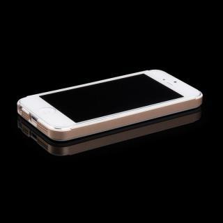 高級感のあるデザイン Innerexile Chevalier  iPhone SE/5s/5 ゴールド