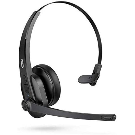 TaoTronics TT-BH041 モノラルヘッドセット Bluetooth5.0対応 / 片耳 / マイク搭載_0